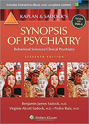The 290 best tetxbook images on pinterest kaplan sadocks synopsis of psychiatry 11th edition pdf fandeluxe Images