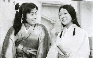 Kanou Jyunko (叶順子) 1936-, Japanese Actress
