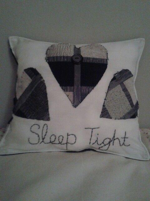 Sleep tight cushion