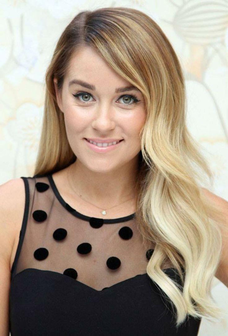 Lauren Conrad Blonde hair
