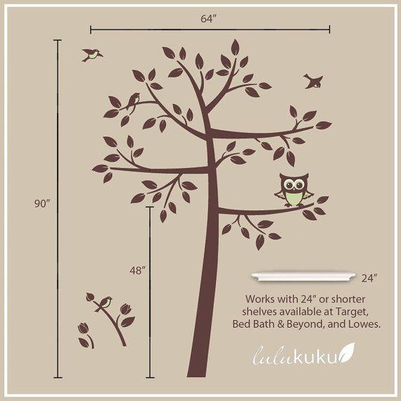 1000+ Ideas About Tree Bookshelf On Pinterest