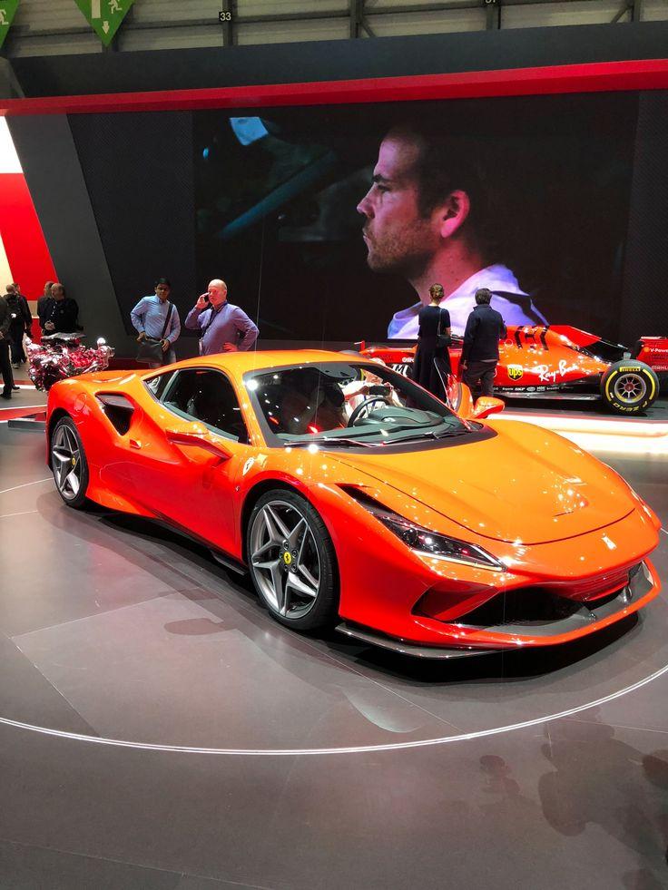 New 2020 Ferrari F8 Exterior Expensive sports cars