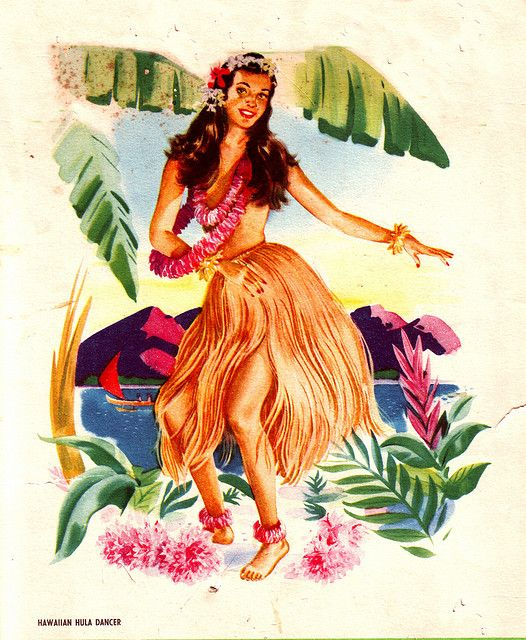 #vintage #tiki #hawaii