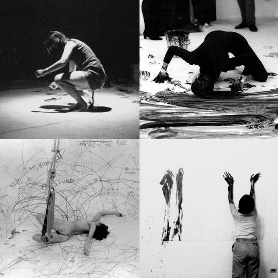 Performance, Fotografía, Pintura, Recital, Arte Conceptual, Escultura, Tejido, Caracterizaciones y otras propuestas.