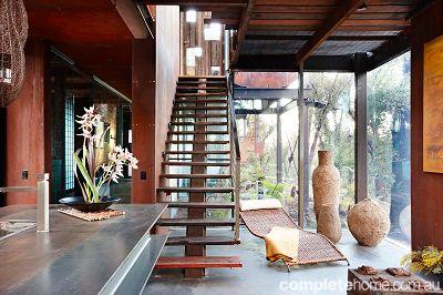 As seen on Grand Designs Australia, the Calignee 2 has beautiful interiors