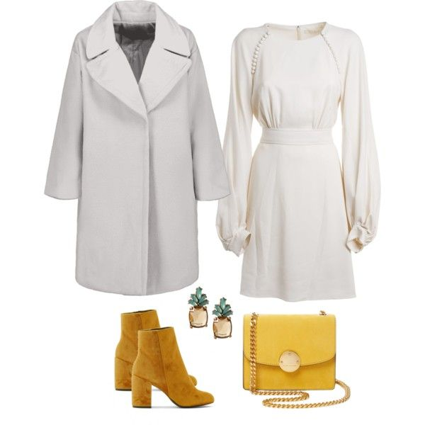 385 by veronika117 on Polyvore featuring Chloé, New Look, Banana Republic and Marc Jacobs