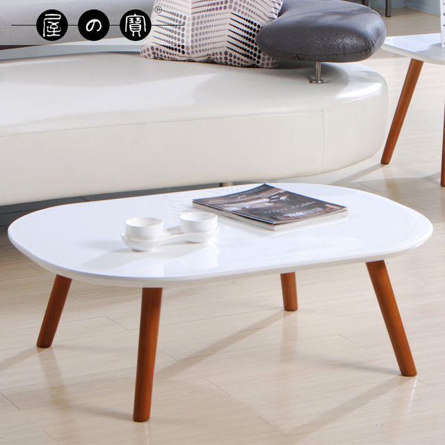schatkamer witte verf ovale salontafel minimalistische moderne salontafel ronde salontafel ikea koffie multifunctionele