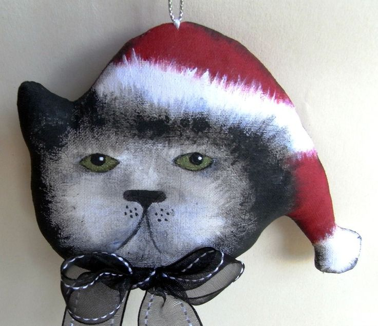 Meeow by The Christmas Den on Etsy