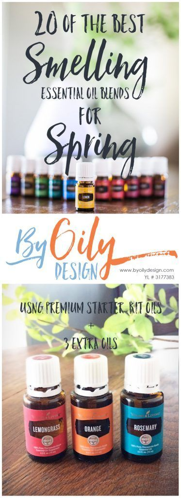 How to save money on the best smelling essential oil blends for spring http://www.byoilydesign.com/2017/03/24/best-smelling-essential-oil-blends-for-spring/