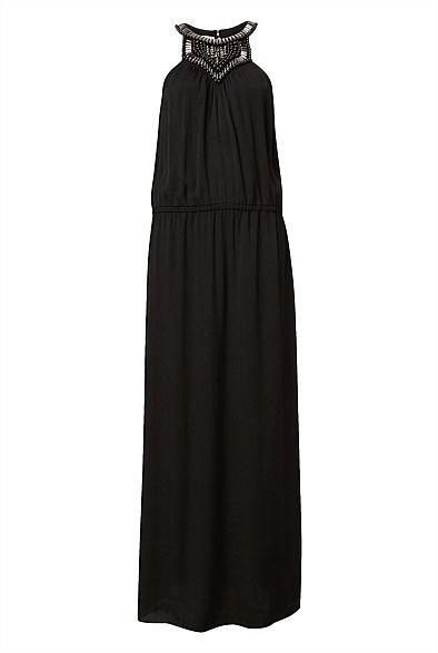 Embellished Maxi Dress #witcherywishlist