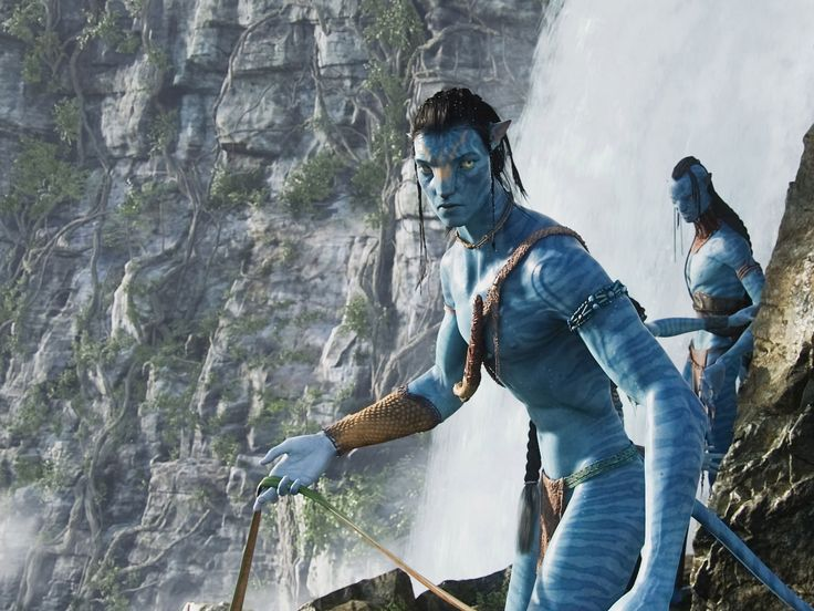 Avatar Movie Wallpaper - Jake Sully 1920x1440