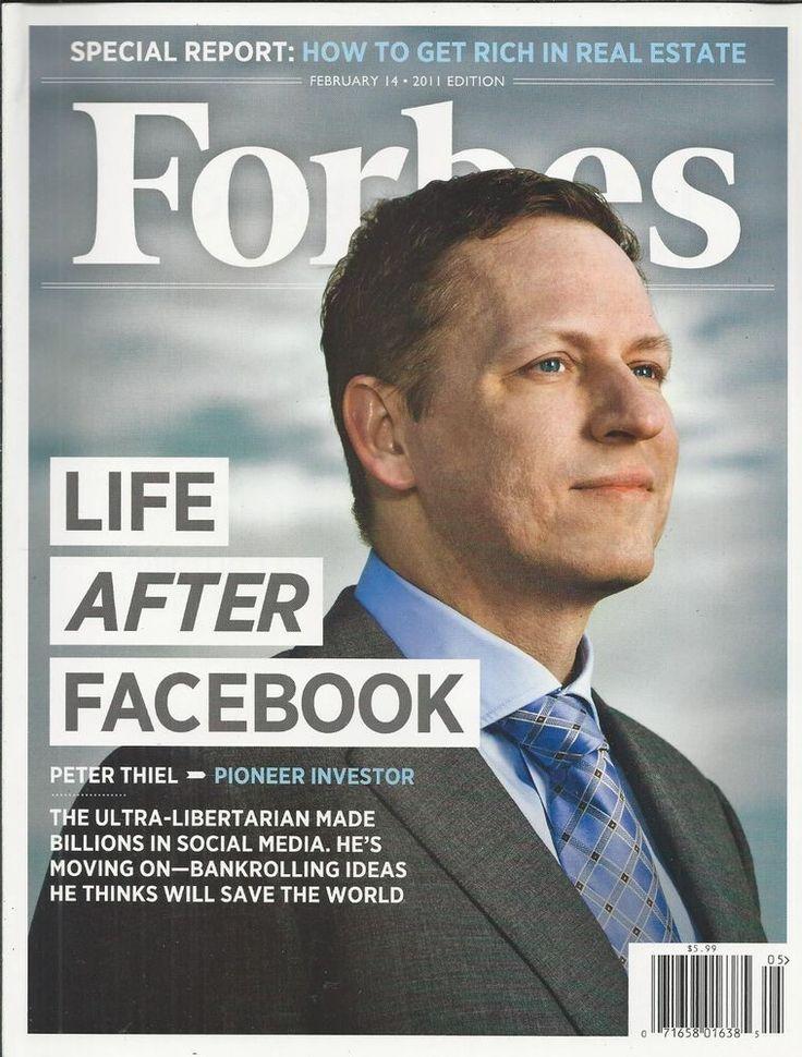 Forbes magazine Peter Thiel Real estate Rich DeVos Orlando Amway Center  Money