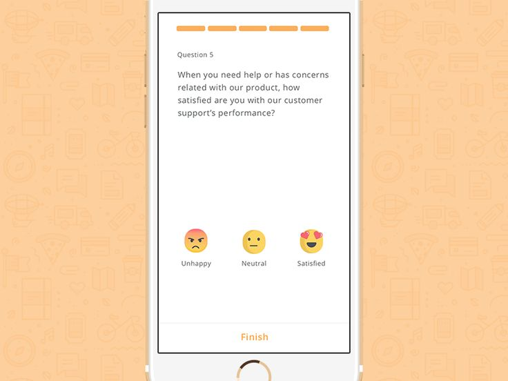 How to capture user's emotion (concept study)