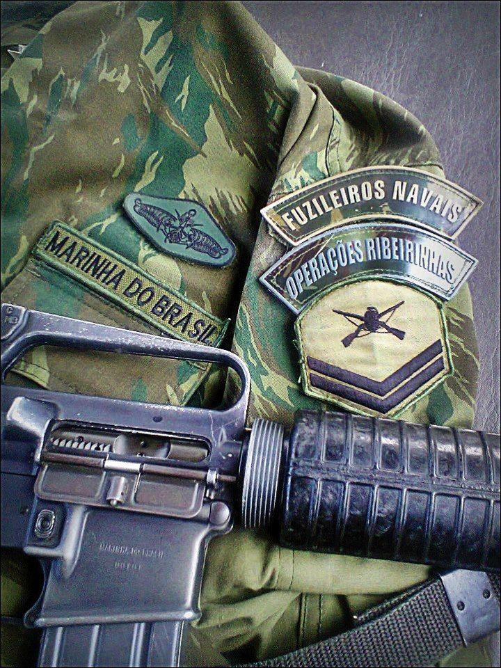 Corpo de Fuzileiros Navais - Marinha do Brasil