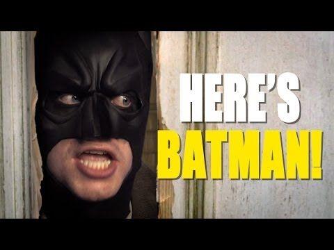 E se Batman fosse stato il protagonista di tutti i film più famosi di Hollywood? Video geniali
