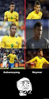 Image result for imagine if he looked at you like this Neymar meme