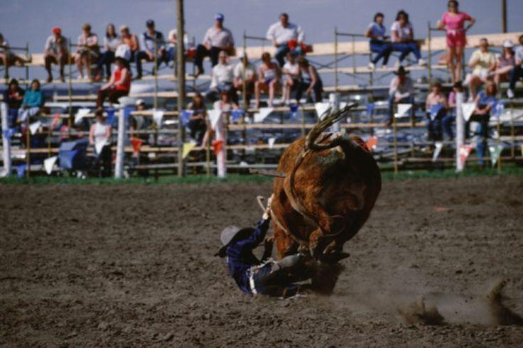 Entrenamiento para montar toros | Muy Fitness