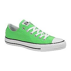 Candy apple green. or maybe these, if I am feeling bold