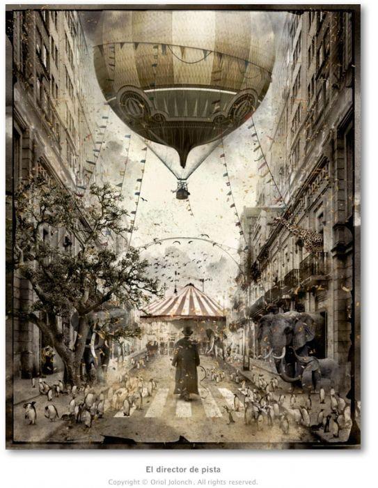Realidades inventadas I - Galerías - Oriol Jolonch