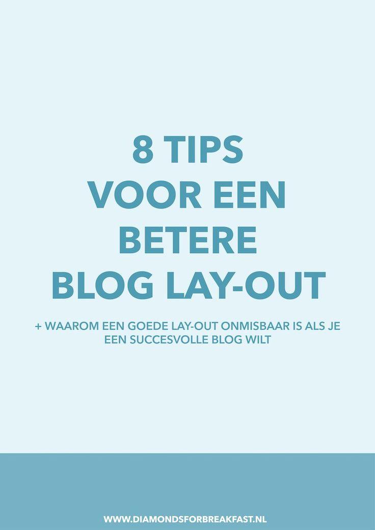 Wanneer je een drukke of onoverzichtelijke blog lay-out hebt, zullen veel bezoekers snel afhaken. Zorg daarom voor een duidelijke en aantrekkelijke vormgeving met deze 8 handige tips.