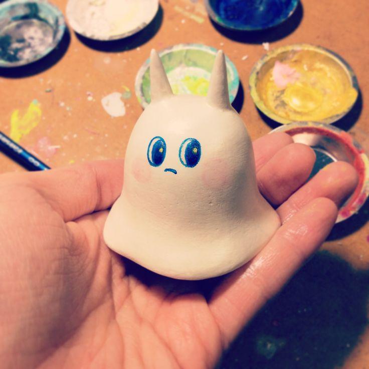 [ Moo ]in the mossy forest  Handcraft Resin Figure Instagram : KKAMoxo