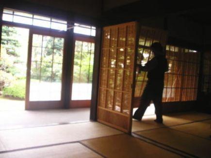 簾戸(すど)