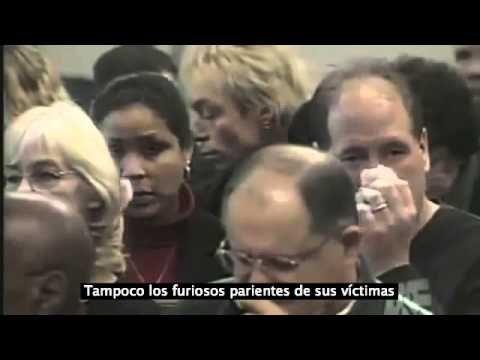 Un asesino en serie es conmovido hasta las lágrimas cuando un pariente de una de sus víctimas hace esto   Upsocl
