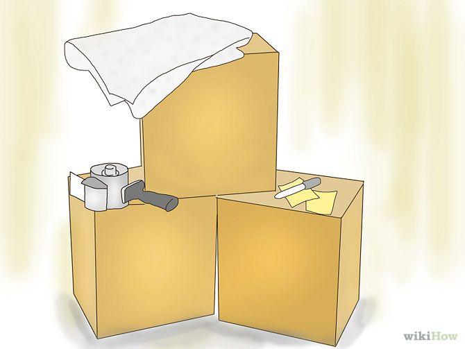 Cómo empacar para mudarse