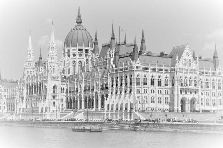 Parliament in Budapest by Vilni Bloch | GuruShots