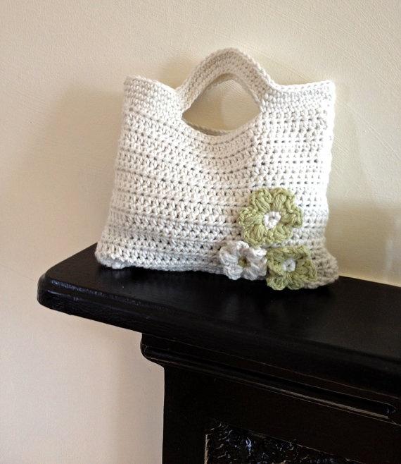 Cute Crochet Bag Crochet Fashion Pinterest