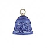 Bing & Grondahl Christmas porcelain bell