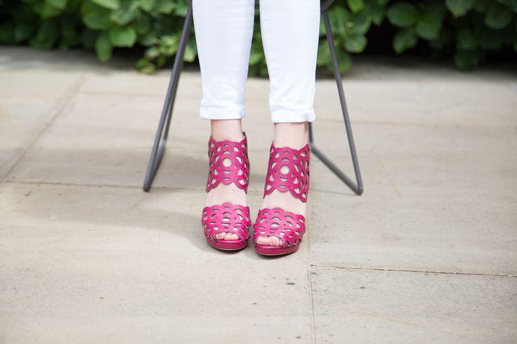 bright and nice heels