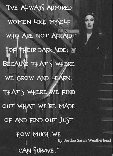 Gothic:  Quote by Jordan Sarah Weatherhead.