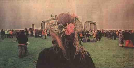 Stonehenge Summer Solstice (Been here twice but never a solstice)