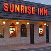 Sunrise Inn is so much more than a place to hang out and have great food.  They also have an amazing catering service!  Let them cater your wedding or event and I promise you that you will not be disappointed!  We have personally had dinner at a wedding they catered and it was AMAZING!