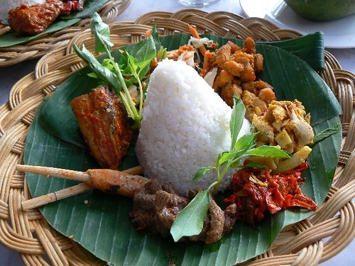 Indonesian and Malaysian cuisines are one big food swap: Chinese, Portuguese, Indian, colonists and traders have all influenced their ingredients and culinary concepts. They are nations well represented by their food. The abundance of rice is characteristic of the region's fertile terraced landscape, the spices are reminiscent of a time of trade and invasion (the Spice Islands), and fiery chilli echoes the people's passion. Indonesian and Malaysian cooking is not complex, and tastes here…