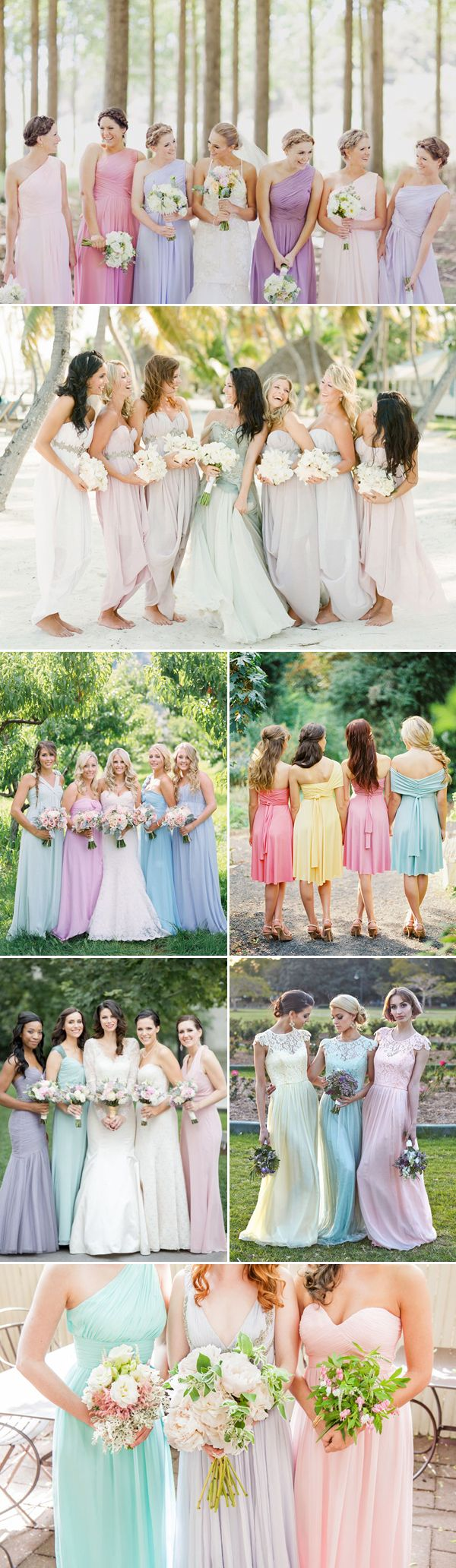 Bridesmaid fashion plays a key role in the overall look and feel of your wedding, and luckily, there are plenty of stylish looks for your girls to choose from this season! Show off your bridal party's personalities and styles by choosing something they would actually wear again. Here are the top five most loved bridesmaid …