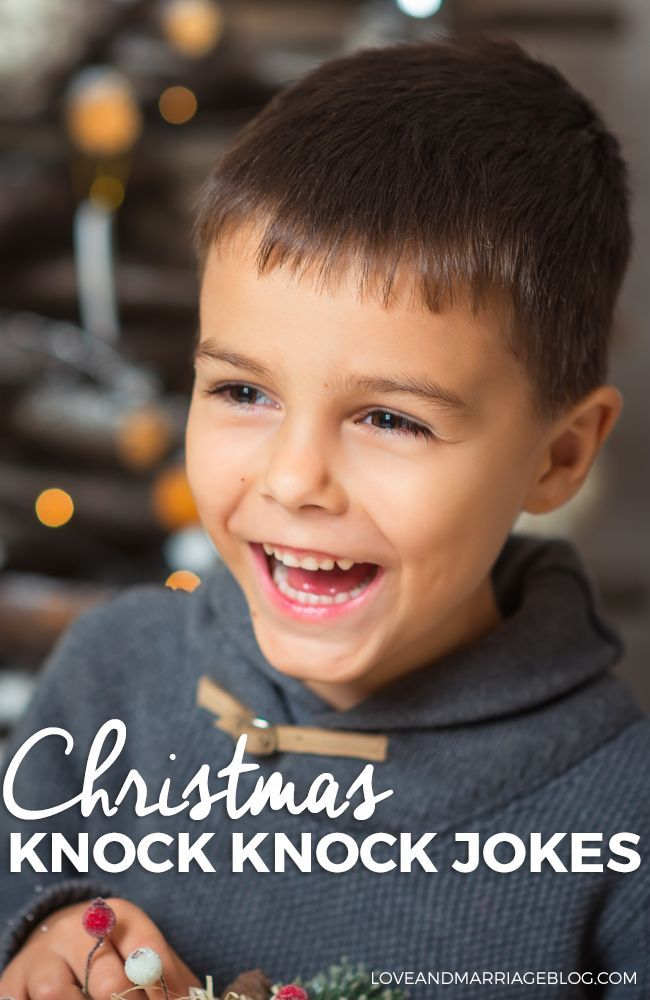 My kids love knock-knock jokes! Here are some really funny Christmas jokes they'll adore.