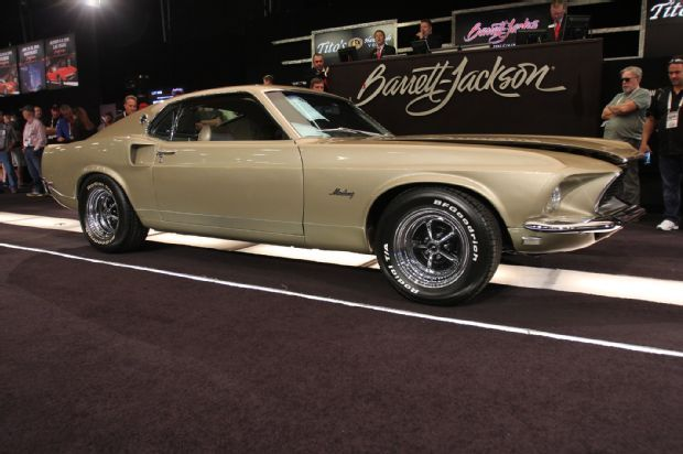 View all photos of Amazing Mustangs Bought and Sold at the 45th Barrett-Jackson Collector Car Auction at