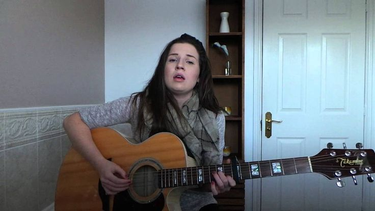 Wake me up- Avicci (Abi Alton cover)  Strip it back to the lyrics.