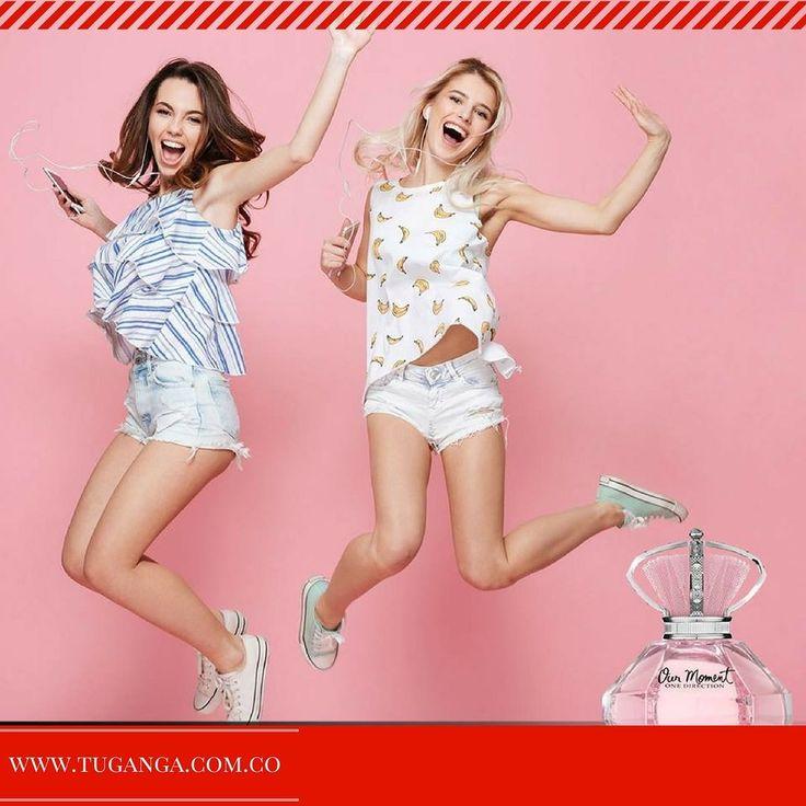 Our Moment  Es aroma muy lindo agradable alegre coqueto y sin complicaciones  http://ift.tt/2vhnUiy  Información & Contacto WhatsApp 319 2553030  #PerfumesMedellin #PerfumesCali #PerfumesBogota #PerfumesBarranquilla #perfumesPereira #PerfumesBucaramanga #PerfumesCartagena #PerfumesPasto