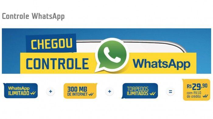 A TIM está lançando nesta quarta-feira (26) um novo plano em parceria com o WhatsApp que permitirá aos clientes usarem o aplicativo de mensagens sem descon