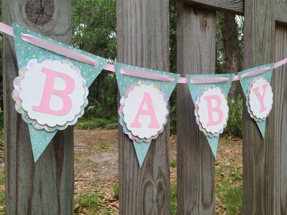 Baby Banner  Baby Shower Banner  Nursery