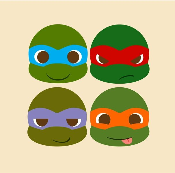 Baby Ninja Turtle Drawings | www.imgkid.com - The Image ...