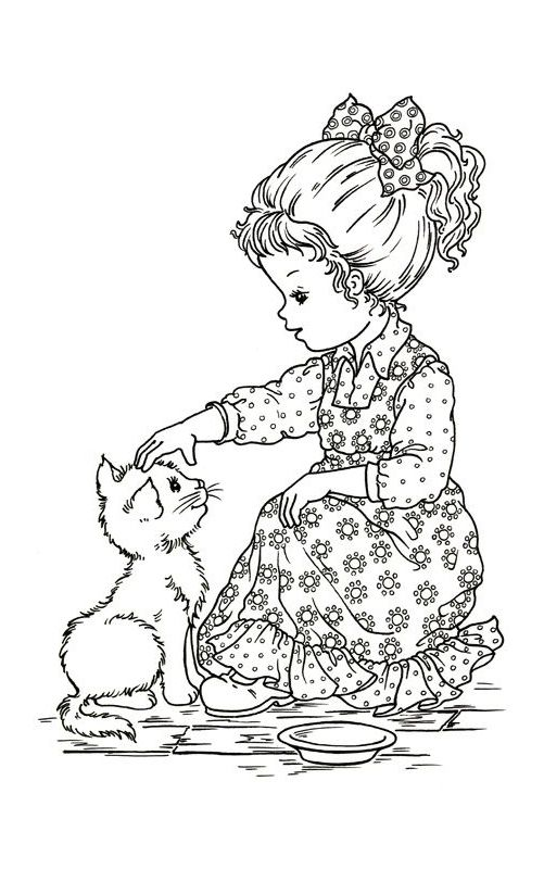 sarah kay coloring