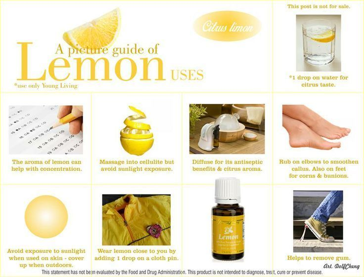 Young Living Lemon essential oil - Too many uses and benefits to name! I put it in my Ningxia Red every morning and love it! Find out more about essential oils in this FREE REPORT at http://www.sherryaphillips.marketingscents.com