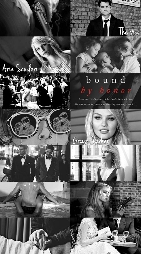 Bound by honor: Henry Cavill - Luca Vitiello. Dianna Agron - Aria Scuderi. Candice Swanepoel - Grace Parker.
