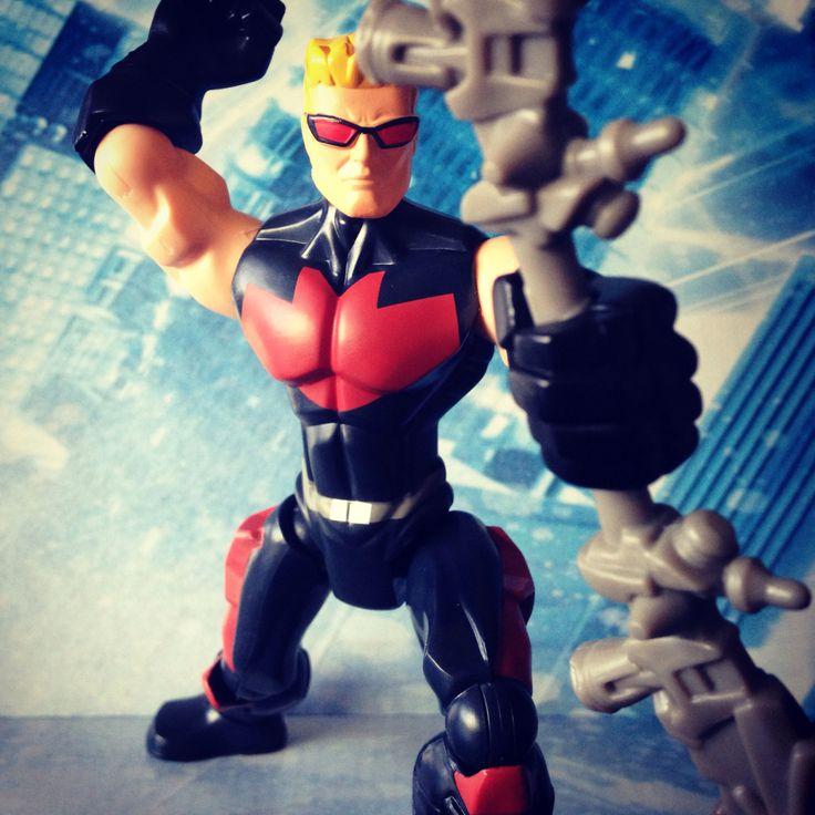 Hawkeye Marvel Superhero Mashers Avengers