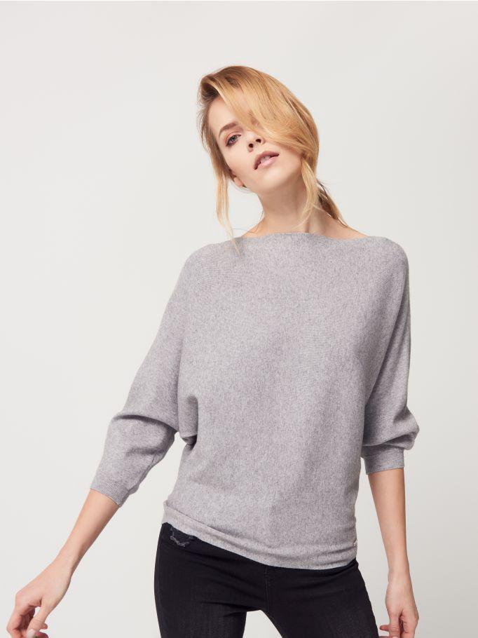 Miękki sweter oversize, MOHITO, RD021-39X