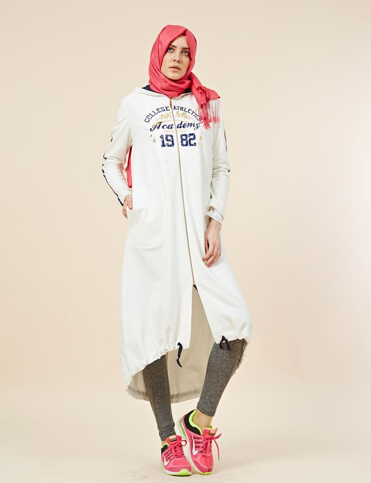 sporty outfit for veiled women :) #Hijab #sport